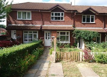 Thumbnail 2 bed terraced house to rent in Catkin Close, Chineham, Basingstoke