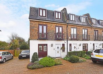 Thumbnail 4 bed end terrace house for sale in Parkland Gardens, London
