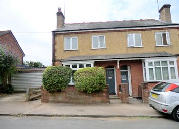 Thumbnail 2 bed semi-detached house to rent in Kingcroft, Harpenden