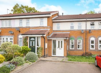 Thumbnail 3 bed terraced house for sale in Barley Crescent, Long Meadow, Worcester