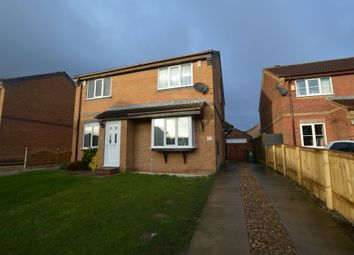 Thumbnail 2 bed semi-detached house for sale in Nightingale Lane, Scarborough, North Yorkshire