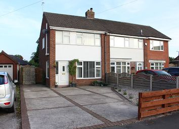Thumbnail 3 bedroom semi-detached house for sale in Green Acres Drive, Garstang, Preston, Lancashire