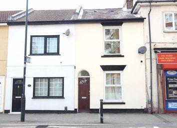 Thumbnail 2 bedroom terraced house for sale in Fawcett Road, Southsea