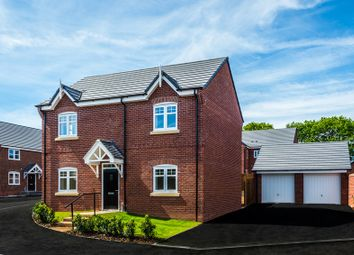 Thumbnail 4 bed detached house for sale in Darley At Hackwood Park, Starflower Way, Derby