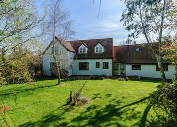 Thumbnail 4 bedroom detached house for sale in Dobson Walk, Wimblington, March