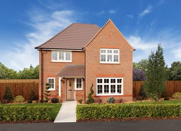 "Thumbnail 4 bedroom detached house for sale in ""Cambridge"" at Pentrebane Road, Fairwater, Cardiff"