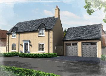 Thumbnail 5 bed detached house for sale in Plot 34, Hill Place, Brington, Cambs