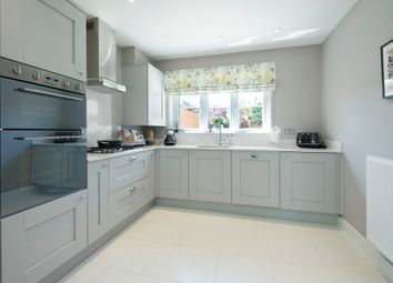 Thumbnail 3 bed detached house for sale in The Kintbury, Nursery Gardens, Ash Green Lane West, Tongham, Surrey