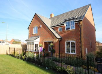 Thumbnail 4 bed detached house for sale in Brunel Rise, Harwell