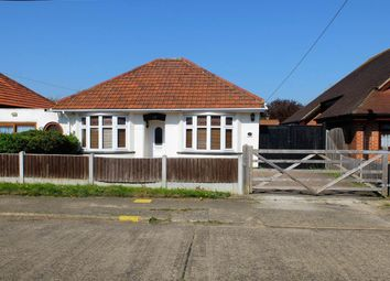Thumbnail 3 bed bungalow to rent in Clinton Road, Canvey Island, Essex