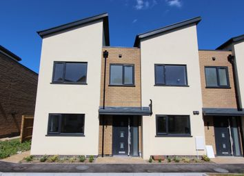 Thumbnail 3 bed end terrace house for sale in Spring Wood Park, Sittingbourne