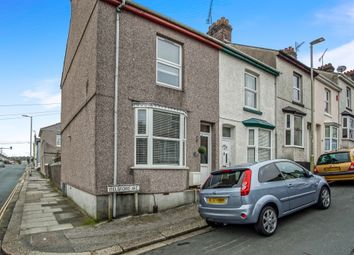 Thumbnail 2 bedroom terraced house for sale in Welsford Avenue, Plymouth