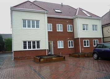 Thumbnail 2 bed flat to rent in Ashton Court, High Road, Laindon, Essex