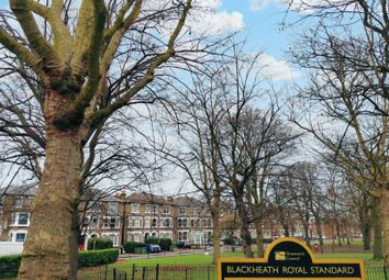 Thumbnail 2 bed flat for sale in Stratheden Parade, London