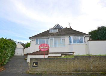 Thumbnail 4 bedroom detached bungalow for sale in Portelet Close, Parkstone, Poole