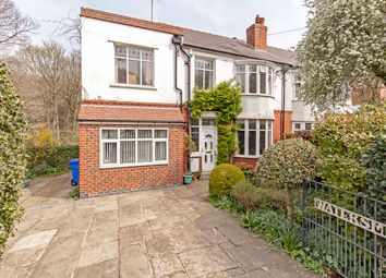 Thumbnail 5 bed semi-detached house for sale in Greenhill Avenue, Sheffield