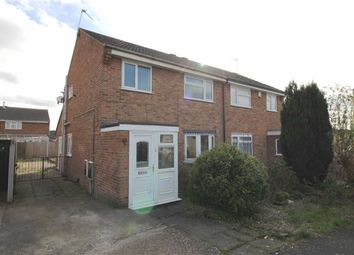 Thumbnail 3 bed semi-detached house for sale in Yarrow Close, Sinfin, Derby