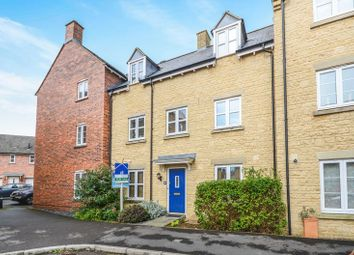 Thumbnail 4 bed terraced house for sale in Cherry Tree Way, Carterton