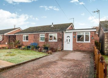 Thumbnail 3 bed detached bungalow for sale in Spinney Close, Brandon