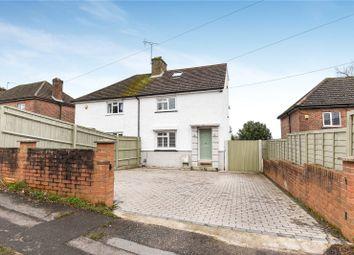 Thumbnail 4 bedroom semi-detached house for sale in Lovel Road, Chalfont St. Peter, Gerrards Cross, Buckinghamshire