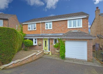 Thumbnail 4 bed detached house for sale in Chepstow Close, Shotley Bridge