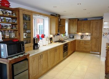 Thumbnail 4 bedroom detached house for sale in Mill Field Avenue, Countesthorpe, Leicester
