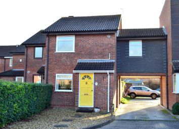Thumbnail 3 bed terraced house to rent in Clover Mead, Taunton, Somerset