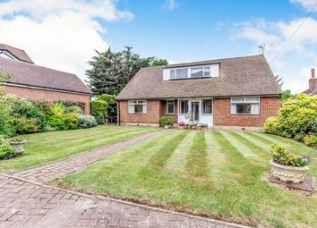 Thumbnail 4 bed bungalow for sale in The Downs, Blue Bell Hill, Chatham, Kent