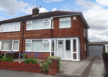 Thumbnail 3 bed semi-detached house for sale in Dunkirk Avenue, Fulwood, Preston