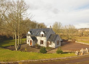 Thumbnail 4 bed detached house for sale in Brechin