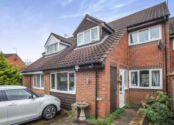 Thumbnail 3 bedroom semi-detached house for sale in Brookfield Avenue, Houghton Regis, Dunstable, Bedfordshire