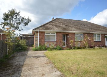 Thumbnail 3 bed semi-detached bungalow for sale in Sursham Avenue, Sprowston, Norwich