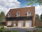 Thumbnail 1 bed flat for sale in Church Hill, Saxmundham, Suffolk