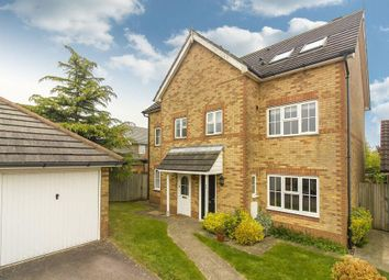 Thumbnail 4 bed semi-detached house for sale in Ingram Close, Hawkinge, Folkestone