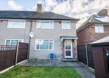 Thumbnail 3 bed end terrace house to rent in Pinner Road, Pinner