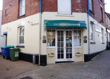 Thumbnail Restaurant/cafe for sale in Tower Street, Exmouth, Devon