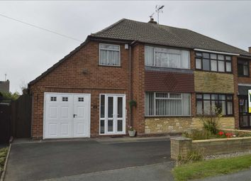 Thumbnail 3 bed semi-detached house for sale in Sudbury Close, Wednesfield, Wednesfield