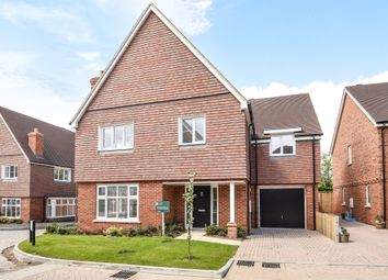 Thumbnail 4 bed detached house for sale in The Haslemere At Sycamore Gardens, Ewell