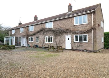 Thumbnail 5 bed cottage for sale in Stainfield Road, Haconby, Nr Bourne, Lincs
