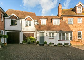 Thumbnail 3 bed mews house for sale in West Court, High Street, Bray, Maidenhead