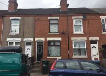 Thumbnail 3 bed terraced house to rent in Argyll Road, Stoke, Coventry