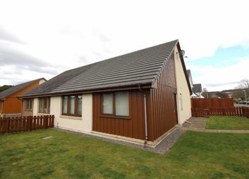 Thumbnail 2 bed semi-detached bungalow for sale in Essich Gardens, Inverness