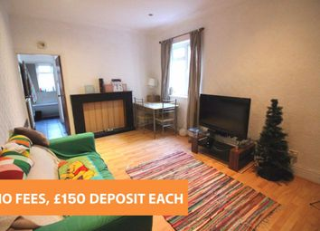 Thumbnail 2 bedroom flat to rent in Albany Road, Roath