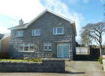 Thumbnail 4 bed detached house to rent in Angusfield Avenue, Aberdeen