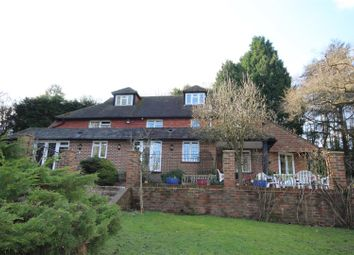 Thumbnail 4 bed detached house for sale in Redbrook Lane, Buxted, Uckfield