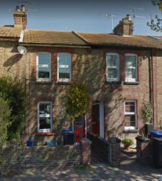 Thumbnail 2 bed terraced house to rent in Southfield Road, Broadwater, Worthing