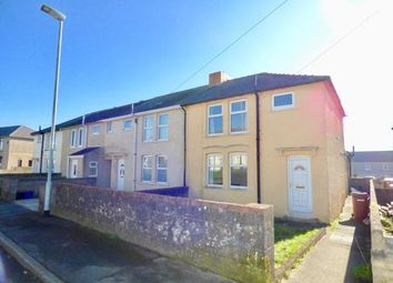 Thumbnail 3 bedroom end terrace house for sale in Solway Road, Moresby Parks, Whitehaven
