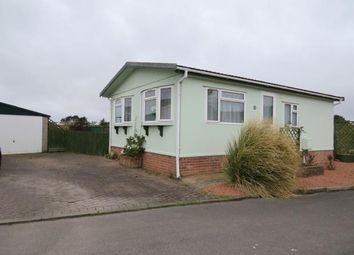 Thumbnail 2 bed property for sale in Meadow View Park, Skinburness Drive, Silloth