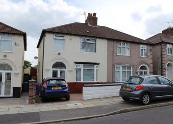 Thumbnail 3 bedroom semi-detached house for sale in Daffodil Road, Liverpool