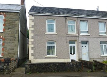 Thumbnail 3 bed end terrace house for sale in New Ceidrim Road, Garnant, Ammanford, Carmarthenshire.